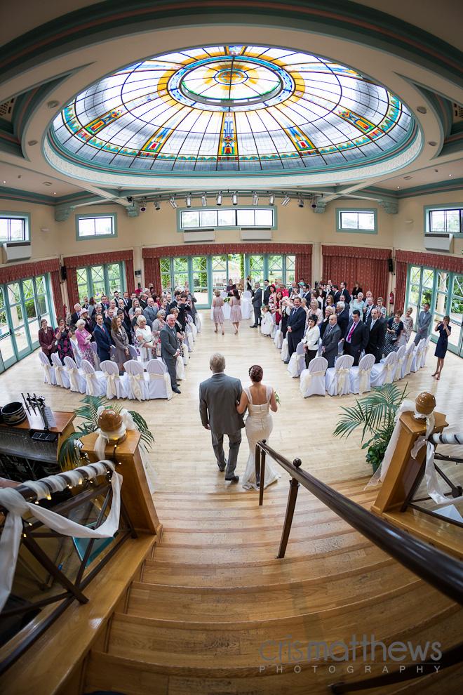 Harrogate Sun Pavilion Wedding Photographer (6)