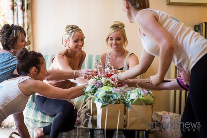 The Barn Cilton Wedding Photographerr (10)