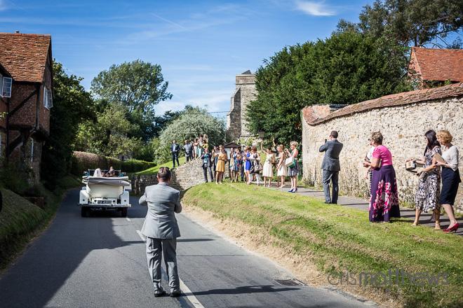 The Barn Cilton Wedding Photographerr (25)
