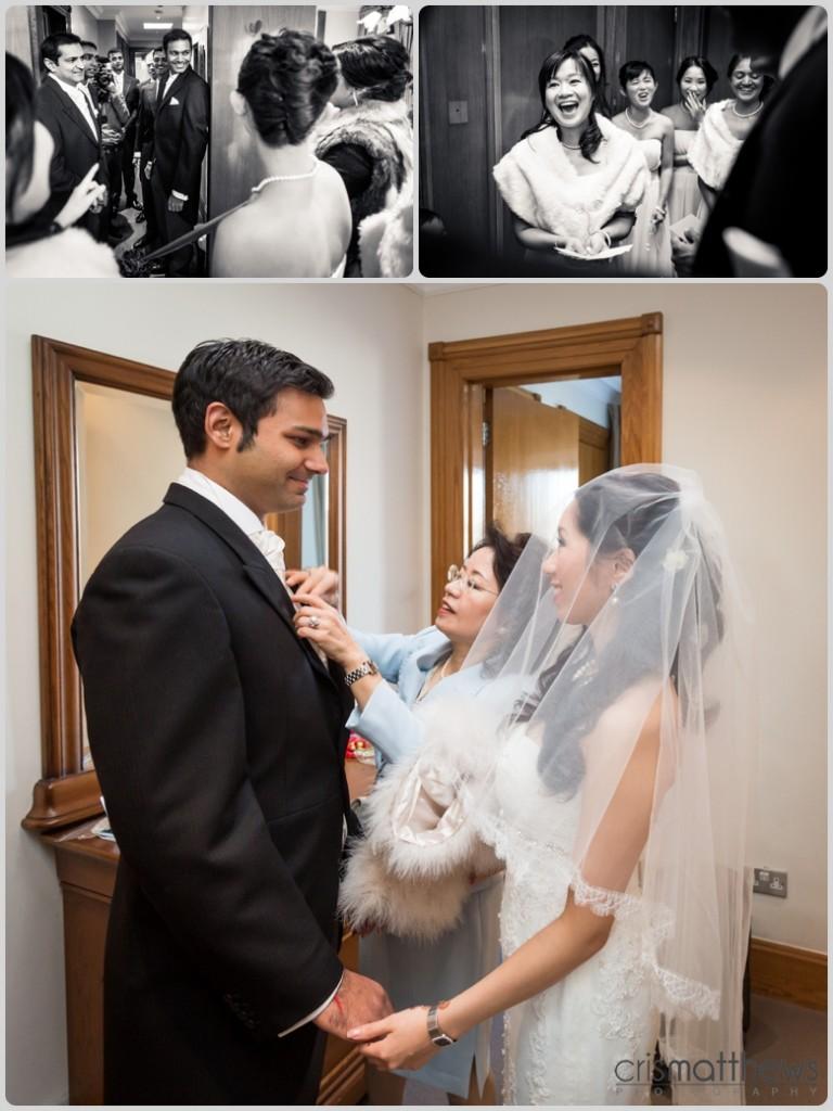 Natural History Museum London Wedding Photography (5)