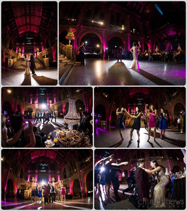 Natural History Museum London Wedding Photography (22)