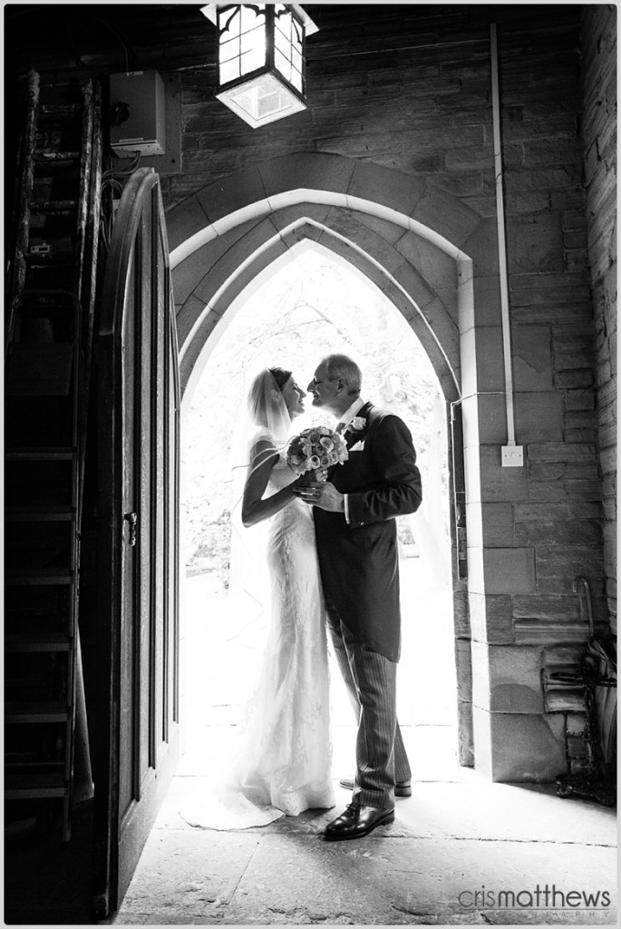 Wedding Church Doorway