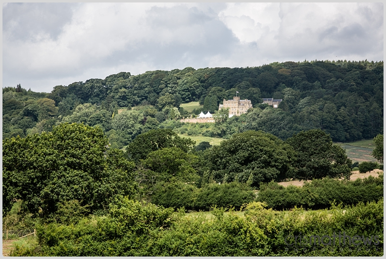Kirby Knowle Castle