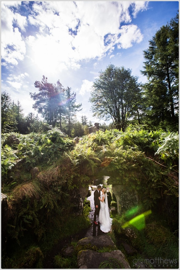 Wedding Druid's Temple