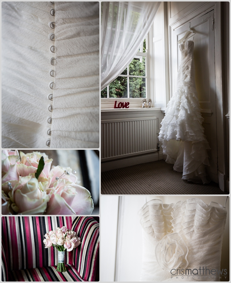 Mosborough Hall Wedding Details