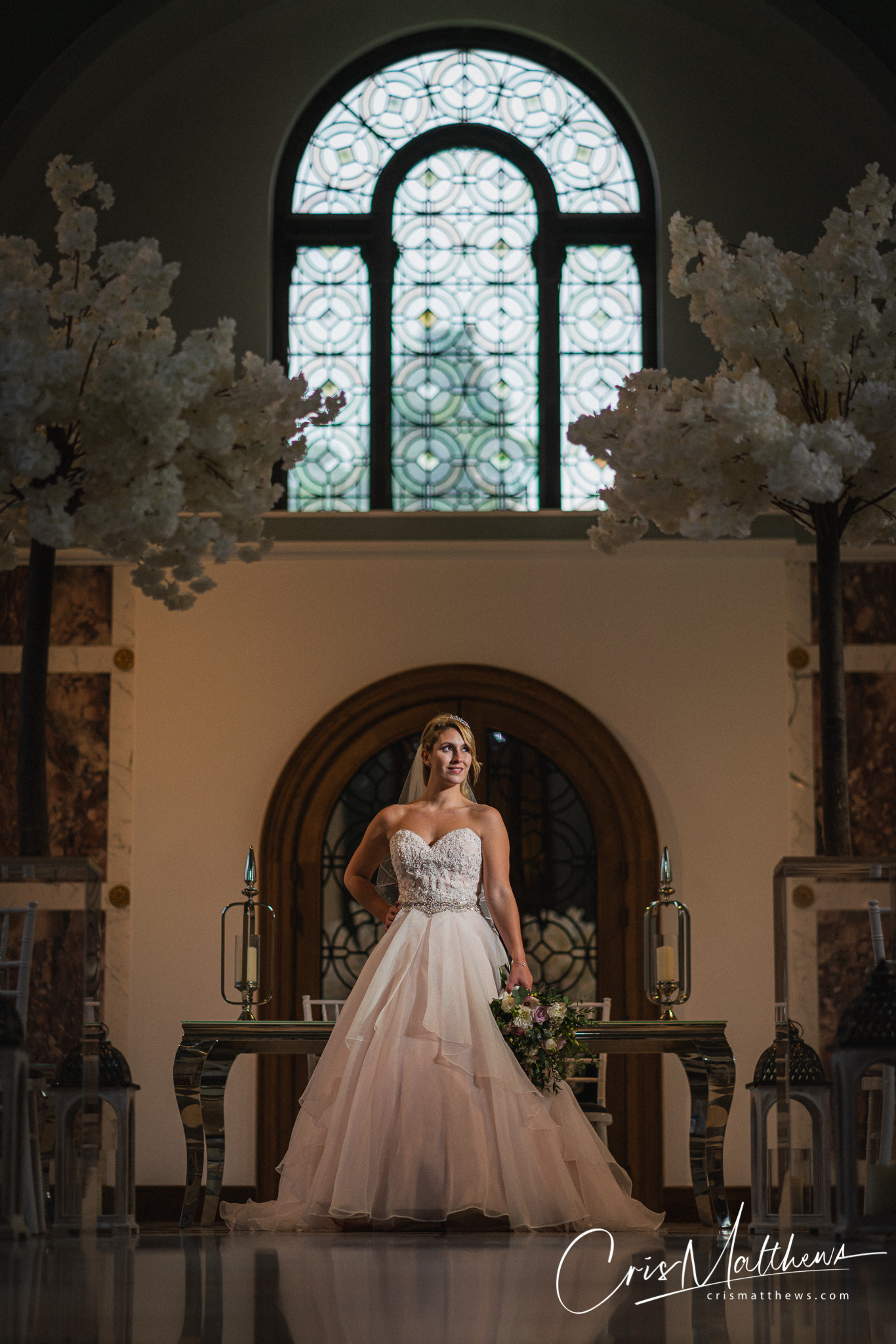 The Chapel Hawkstone Hall Wedding Photography