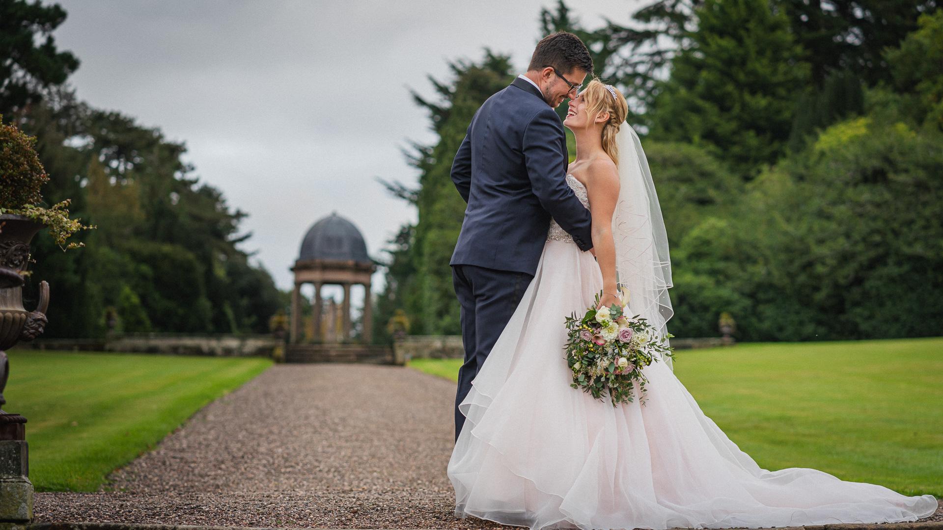 Hawkstone Hall Shropshire Wedding Photography