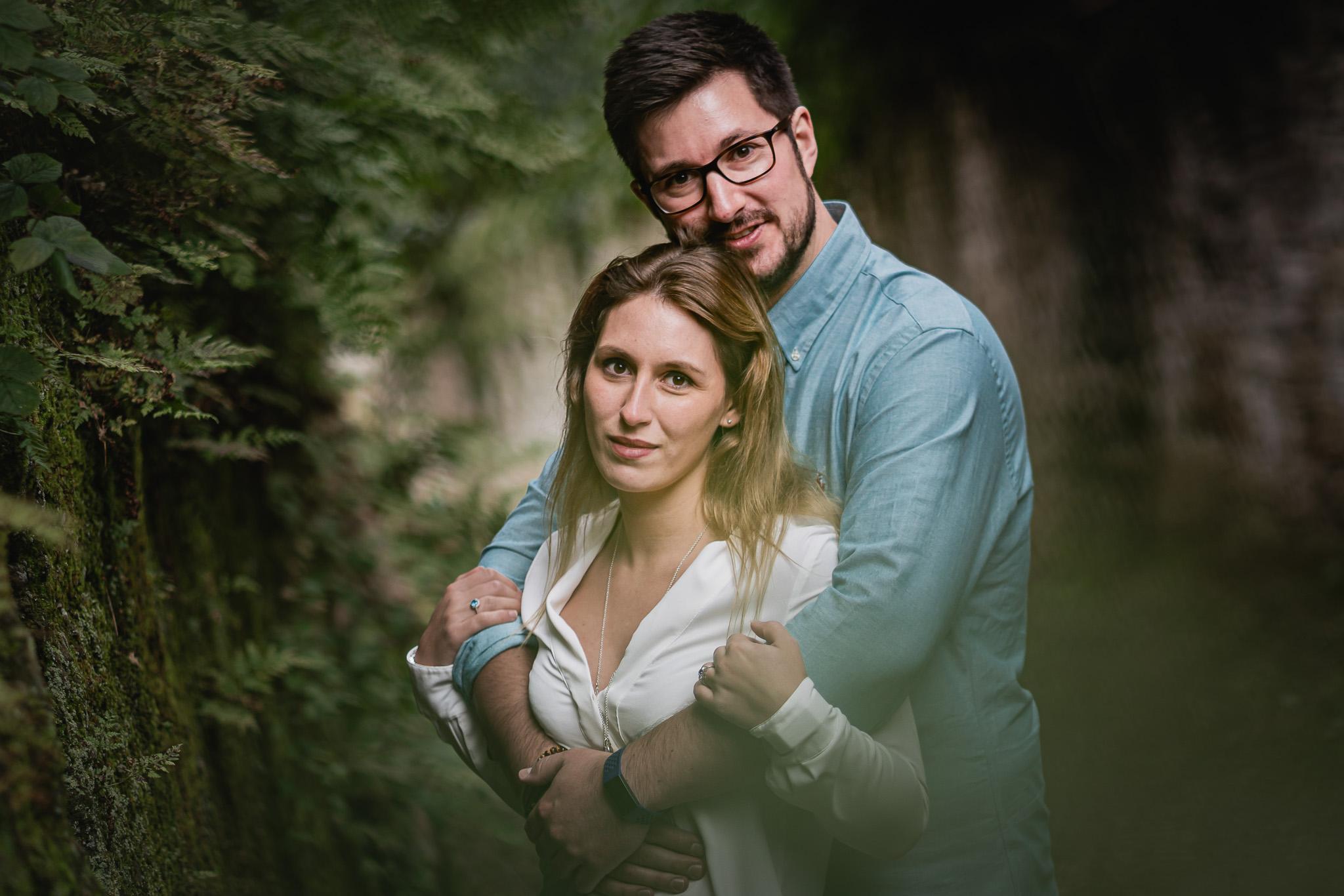 Shropshire Wedding Engagement Romantic Inspiration