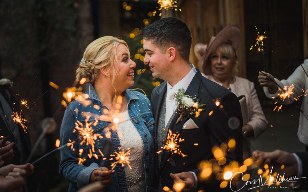 Shustoke Barn Wedding Photography – Kate & Sam